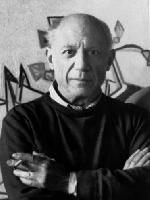 Danh họa Pablo Picasso - Huyền thoại sống của thế kỷ xx