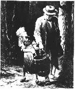 Fantine, Cosette và chiếc đòn gánh Việt Nam