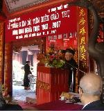 Văn tưởng niệm các Tiên Hiền giáo thụ Đông Kinh Nghĩa Thục (1907 - 2007)