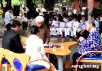 """Tọa đàm về """"văn hóa học đường"""" với học sinh, sinh viên cố đô Huế"""