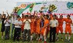Khoa Giáo dục thể chất (ĐH Huế) vô địch Huda Cup năm 2013
