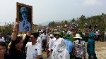 Đại tướng Võ Nguyên Giáp đang về với đất mẹ Quảng Bình