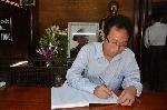 ĐH Huế viếng Đại tướng Võ Nguyên Giáp tại ngôi nhà lưu niệm ở tỉnh Quảng Bình