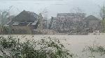Hậu quả để lại của cơn bão Nari
