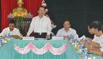 Phó Thủ tướng Vũ Văn Ninh làm việc tại huyện miền núi Nam Đông