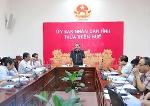 Xem xét quy hoạch phát triển Quảng Điền đến năm 2020
