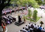 Trường THCS Nguyễn Tri Phương tổ chức lễ khai giảng năm học mới