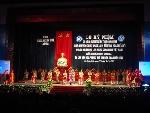 Lễ kỷ niệm 20 năm Quần thể di tích cố đô Huế được UNESCO công nhận là di sản văn hoá thế giới và 10 năm Nhã nhạc – âm nhạc cung đình Việt Nam được UNESCO vinh danh là di sản văn hóa phi vật thể.