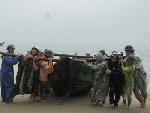 Di dời hơn 11.000 dân ra khỏi vùng sạt lở, tránh bão số 8