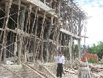 Quảng Công: Người dân hiến đất xây trường.