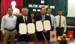 Đại học Huế ký kết hợp tác với Đại học Shujitsu- Nhật Bản