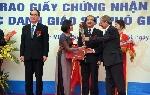 Đại học Huế: 25 nhà giáo được công nhận đạt tiêu chuẩn chức danh GS, PSG năm 2013