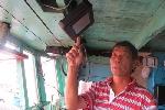 """Thừa Thiên-Huế: Ngư dân """"được"""" lắp thiết bị kết nối vệ tinh """"dỏm"""""""