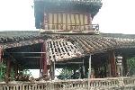 Thừa Thiên-Huế: Nhiều di tích kiến trúc gỗ có nguy cơ sụp đổ