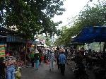 TT - Huế: Bất lực với chợ tự phát?