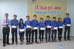 28 suất học bổng Lê Xuân Hoàng được trao cho sinh viên Đại học Huế