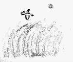 Hương lúa mới nhớ chuột đồng và chim sẻ