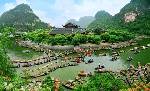 Ninh Bình đón Bằng của UNESCO ghi danh Quần thể danh thắng Tràng An