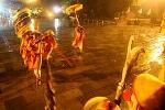 TT-Huế: Tế Xã Tắc chậm hơn một giờ do mưa gió