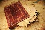 Trưng bày cuốn Atlantic Code của Da Vinci