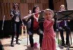 Hòa nhạc tương tác thu hút trẻ nhỏ đến với nhạc cổ điển