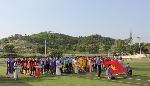 Giải bóng đá sinh viên Hội thể thao ĐH&CN Huế năm 2015 được tổ chức từ gày 09 đến ngày 17/5/2015