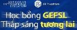 Sinh viên Đại học Huế nhận được học bổng GE