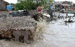 Thừa Thiên-Huế: Xâm thực bờ biển ngày càng nghiêm trọng