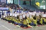 Sinh viên Đại học Y Dược Huế giành giải nhất Rung chuông vàng Tiếng Anh