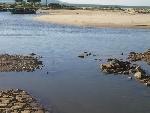 """Thừa Thiên - Huế: Ngư dân lao đao vì cửa biển bị bồi lấp, tàu thuyền """"mắc cạn"""""""
