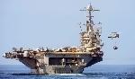 Tàu hải quân Trung Quốc đang ở gần tàu sân bay Mỹ ở Biển Đông
