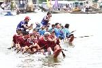 200 vận động viên tham gia tranh tài đua ghe truyền thống