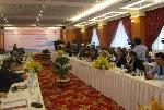 """Phiên họp đầu tiên của Dự án """"Thành lập mạng lưới các thành phố văn hóa của Diễn đàn hợp tác Đông Á-Mỹ Latinh"""""""