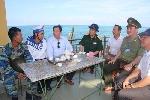 Đoàn đại biểu Thành phố Hà Nội thăm, động viên quân dân Trường Sa