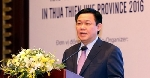 """Thừa Thiên-Huế phải khắc phục thực trạng """"giàu tiềm năng nhưng ít khả năng"""""""