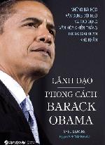 Sách phân tích vì sao Tổng thống Obama là bậc thầy về lãnh đạo