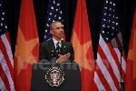 """Ông Obama đọc bài thơ thần """"Nam quốc sơn hà"""" của Lý Thường Kiệt"""