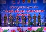"""Đêm giao lưu văn nghệ """"Tổ quốc - Biển, đảo - Tự hào Việt Nam"""""""