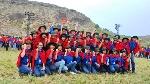 Sinh viên Nghệ An tham gia chương trình 'Sinh viên với biển, đảo Tổ quốc'