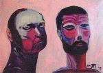 """""""Họ"""" Thế giới màu sắc của nhà văn"""