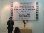 """Tạp chí Sông Hương tổ chức lễ """"Gặp mặt cộng tác viên và trao tặng thưởng tác phẩm hay năm 2016"""""""