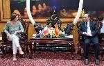 Thừa Thiên Huế mở rộng mối quan hệ hợp tác trong bảo tồn di sản văn hóa với các vùng của Pháp