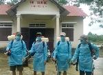 Nam Đông: Phun hóa chất chủ động phòng chống Sốt xuất huyết đợt III năm 2016.
