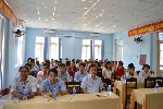 Tập huấn công tác phòng chống bệnh Phong, phòng chống dịch bệnh trong trường học năm 2016