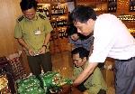 Chi cục Quản lý thị trường tỉnh Thừa Thiên Huế: Tăng cường công tác kiểm tra, xử lý vi phạm đối với mặt hàng bia, rượu, nước giải khát