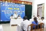 """Hội nghị """"nâng cao chất lượng quản lý Hội và đăng ký sinh viên 5 tốt"""""""