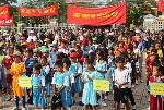 Ngày hội bóng đá vui học sinh huyện A Lưới lần thứ IV