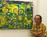 Người nghệ sĩ lớn và sự bình dị