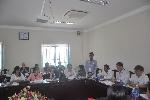 Hội thảo tập huấn Dự án NutriSEA tại Đại học Huế
