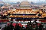 Trung Quốc đại tu các bức tường trong Tử Cấm Thành ở Bắc Kinh